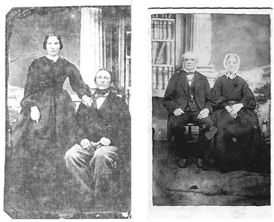 Mystery Parents and Grandparents?