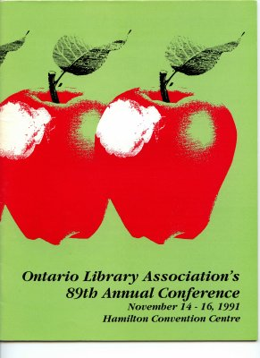 Ontario Library Association's 89th Annual Conference 1991