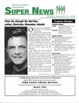 OLA Super News: Friday, January 22, 1999