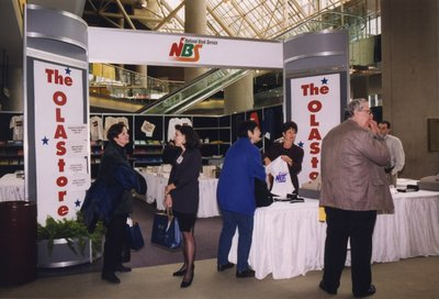 OLA Store at Super Conference 2000