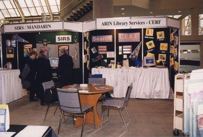 Exhibitors at Super Conference 2000