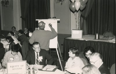 Help us identify these people and the event!