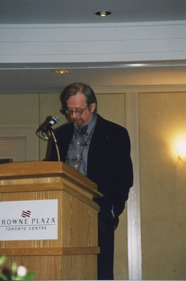 Unidentified speaker at Super Conference 1998