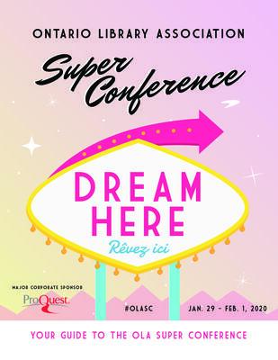 OLA Super Conference 2020: Dream Here