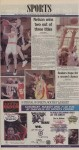 Sports, page D 1