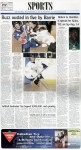 """""""Sports"""", page C1"""