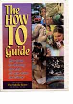 The How To Guide, page A1