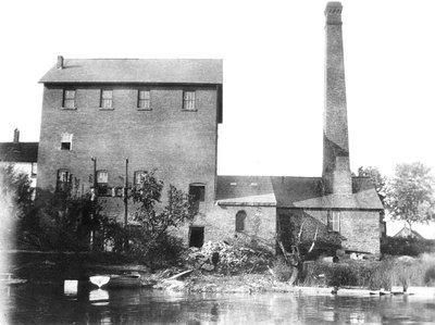 Bronte Steam Mill