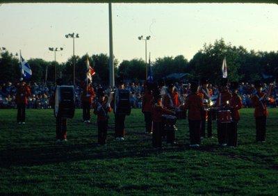 Burlington Teen Tour Band