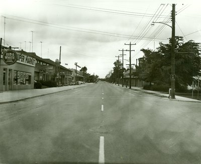 Kerr Street at Normandy Place