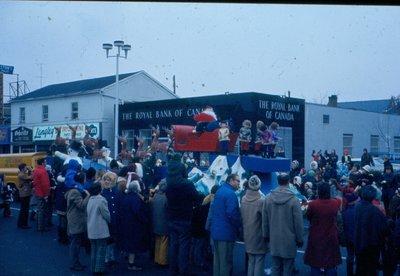 Santa Clause Parade '72
