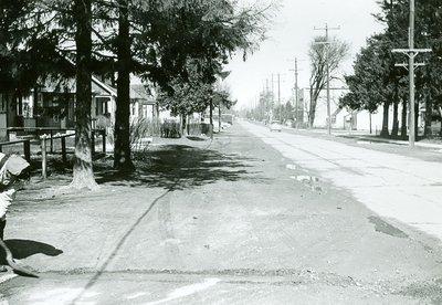 Kerr Street North of John St