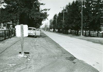 Kerr Street North from MacDonald