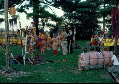 Girls Camp '81