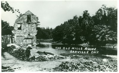 The Old Mills Ruins