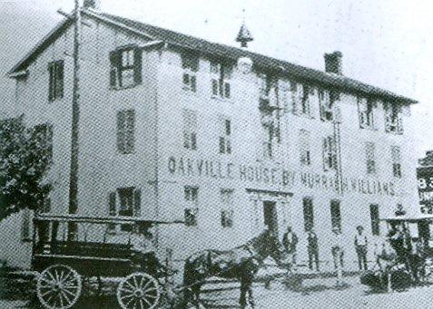The Oakville House