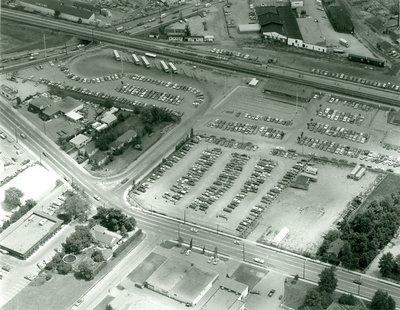 Oakville Train Station