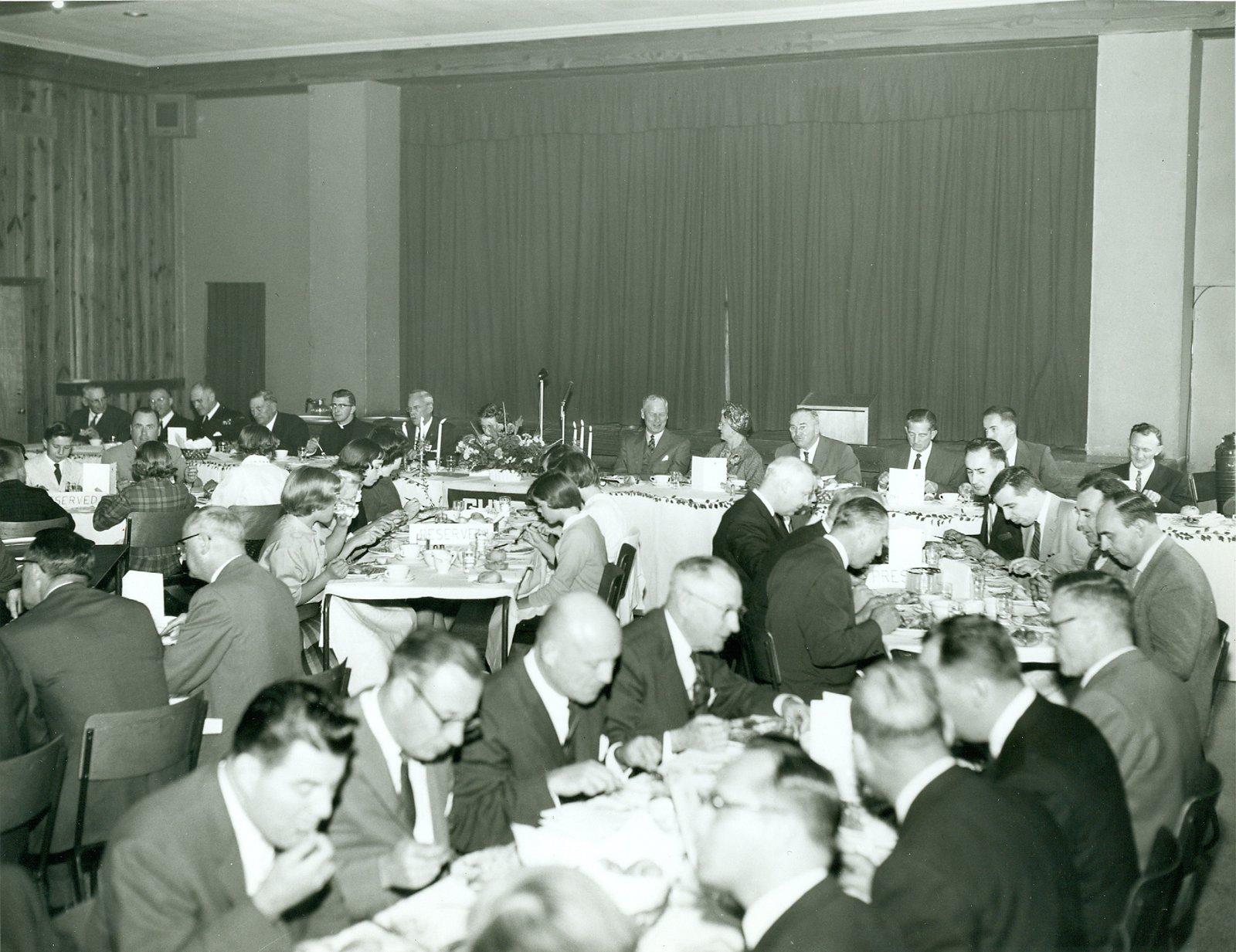 Town Banquet