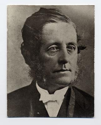 Dr. William Tassie, 1815-1886   OHS #23