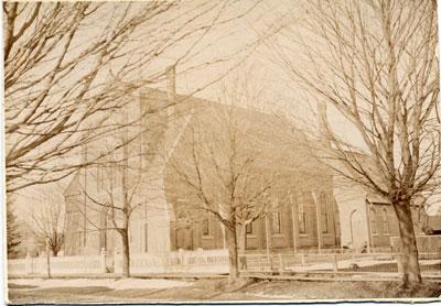 Methodist Church  OHS #666