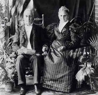 Mr. and Mrs. Robert and Elizabeth Balmer