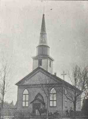 St. Andrew's Roman Catholic Church  OHS #89