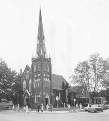Knox Presbyterian Church  OHS #373