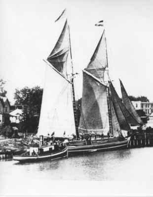 Ship 'White Oak'