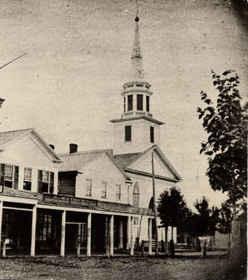 Wesleyan Methodist Chapel  OHS #130