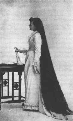 Martha Matilda Harper - Advertisement