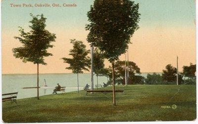 Town Park, Oakville, Ont., Canada