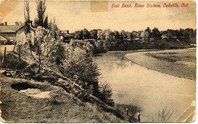East Bank, River Sixteen, Oakville, Ont.