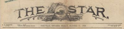 Oakville Star & Independent
