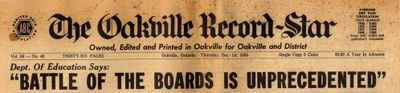 Oakville Record-Star