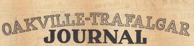 Oakville-Trafalgar Journal