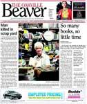 Oakville Beaver27 Aug 2010