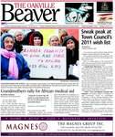 Oakville Beaver3 Dec 2010