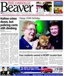 Oakville Beaver14 Jan 2011