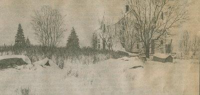 "<font color=""white"" face=""verdana"">""Snow Tracks"" courtesy of Alan Kingsland"