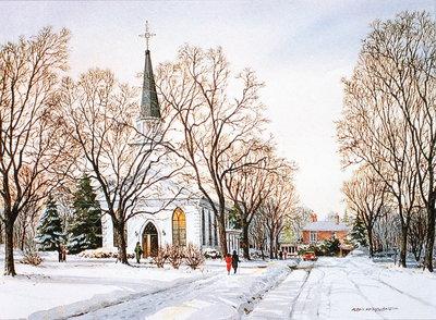 Courtesy Alan Kingsland: St. Andrew's Roman Catholic Church
