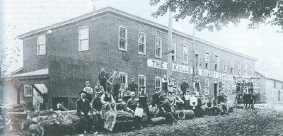 Oakville Basket Company
