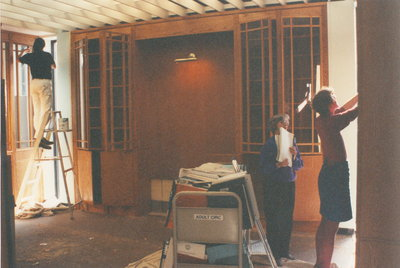 The Oakville Collection Room, 1991