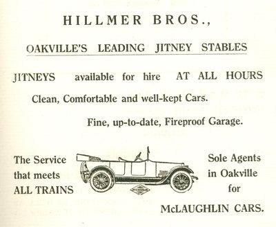 Hillmer Bros. advertisement