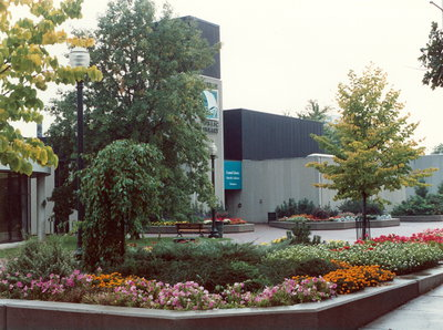 Central library, 1992