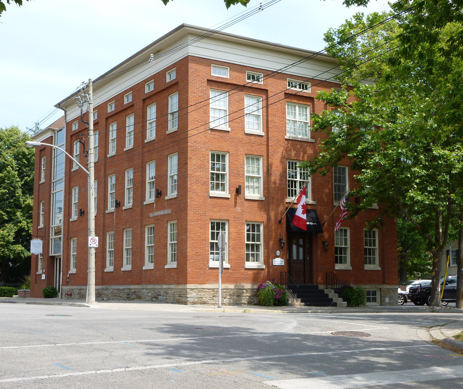 The Murray House, 2011