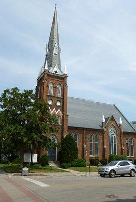 Knox Presbyterian Church, 2011