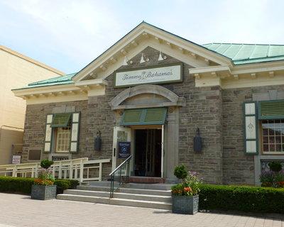 Historic location of OPL, 2011