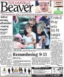 Oakville Beaver14 Sep 2011