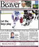 Oakville Beaver3 Feb 2012