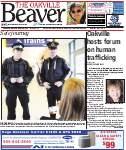 Oakville Beaver3 May 2012